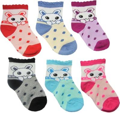 EIO Baby Boy's Printed Ankle Length Socks