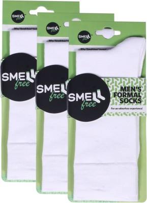 Smell Free Men's Crew Length Socks