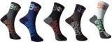 lira Men's Ankle Length Socks