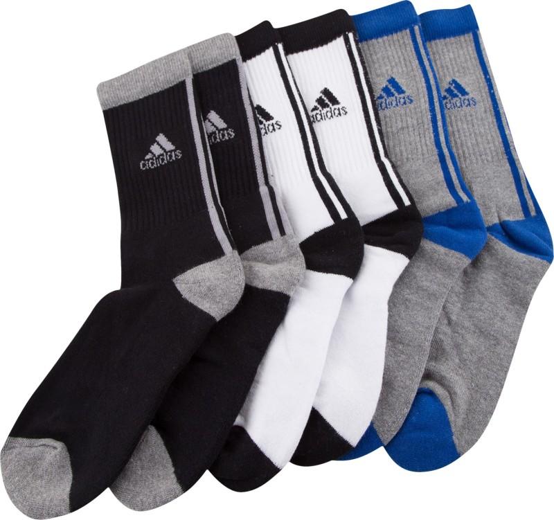 Adidas Men's Quarter Length Socks