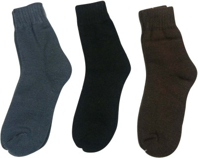 Graceway Womens Solid Ankle Length Socks