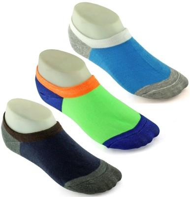 DeVEE Men's No Show Socks