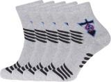 Ultimate Men's Solid Ankle Length Socks ...