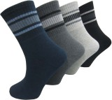 Morson Men's Crew Length Socks