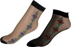 Linco Women's Ankle Length Socks