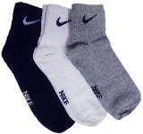 Nike Men & Women Ankle Length Socks