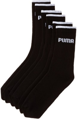 Puma Men's Crew Length Socks