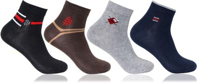 Bonjour Mens Ankle Length Socks