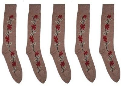 Well Wear Women,s Crew Length Socks