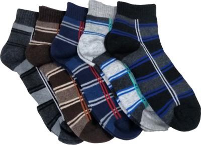 Zetta Men's Ankle Length Socks