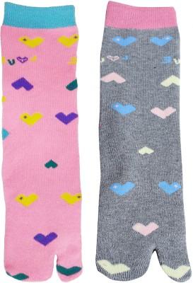 Sakhi Sang Women's Solid Ankle Length Socks