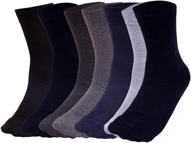 Maccaino Men's Crew Length Socks