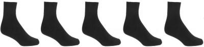 OshopTrades Men's Solid Ankle Length Socks