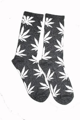 69th Avenue Men's Printed Mid-calf Length Socks