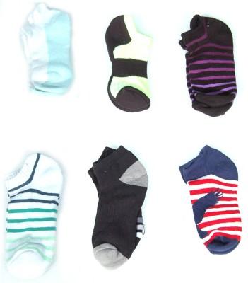 ANAHI Men's Ankle Length Socks