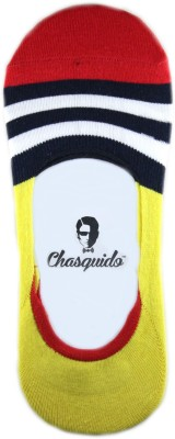 Chasquido Man Men's Striped No Show Socks