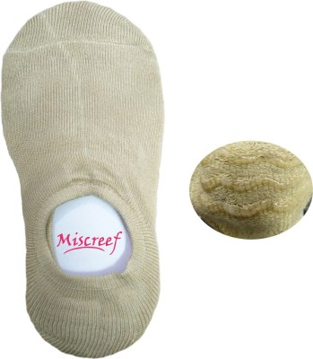 Miscreef Men's Solid No Show Socks, Low Cut Socks, Footie Socks