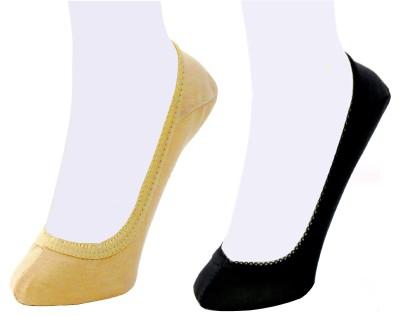 Neska Moda Women's Solid No Show Socks at flipkart