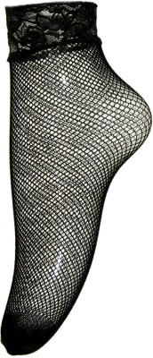Nxt 2 Skn Womens Checkered Ankle Length Socks