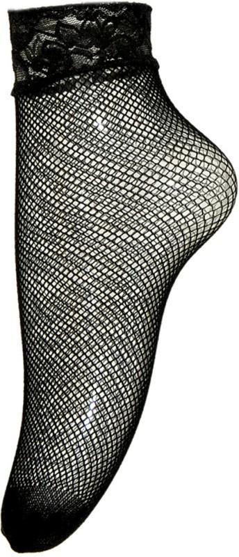 Nxt 2 Skn Women's Checkered Ankle Length Socks(Pack of 2)