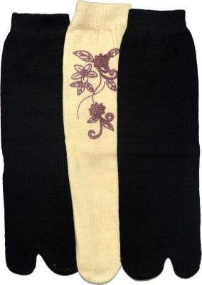 Gen Women's Printed Ankle Length Socks
