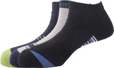 Arrow Men's Solid Ultra Low Cut Socks
