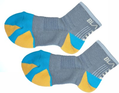 AB PLUS Men's Self Design Ankle Length Socks