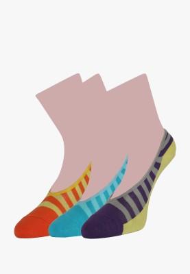 Allen Solly Women's Self Design Crew Length Socks