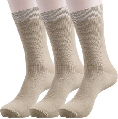 HANS Men's Crew Length Socks