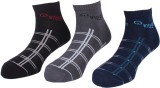 Integriti Men's Checkered Ankle Length S...
