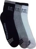 Moda Estrada Men's Ankle Length Socks