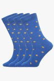 Tossido Men's Woven Crew Length Socks (P...