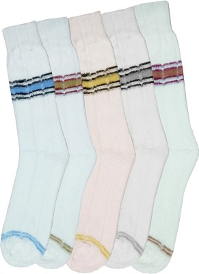 Ameno Men's Solid Quarter Length Socks