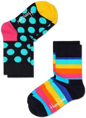 Happy Socks Baby Boy,s Mid-calf Length Socks