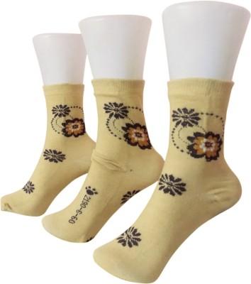 Rege Women's Printed Knee Length Socks