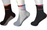 Peridot Credo Men's Ankle Length Socks