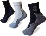 Rege Men's Self Design Ankle Length Sock...