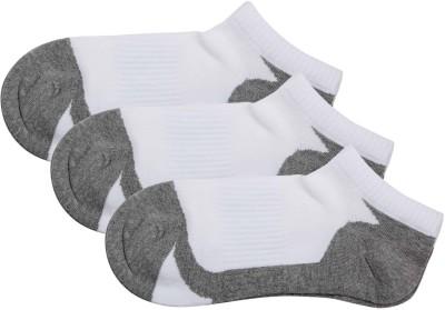 Zobello Men's Woven Ankle Length Socks