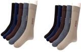 Lotus Leaf Men's Footie Socks