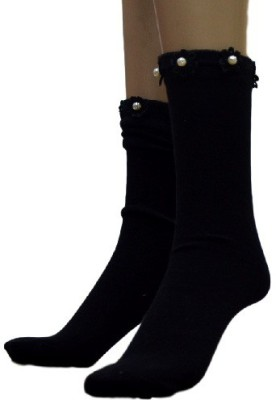 Portia Women's Mid-calf Length Socks