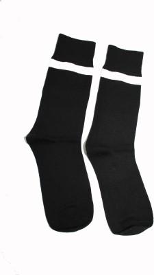 69th Avenue Men's Solid Mid-calf Length Socks