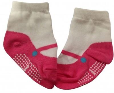 AkinosKIDS Boys & Girls Self Design Ankle Length Socks