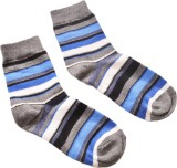 69th Avenue Men's Striped Ankle Length S...