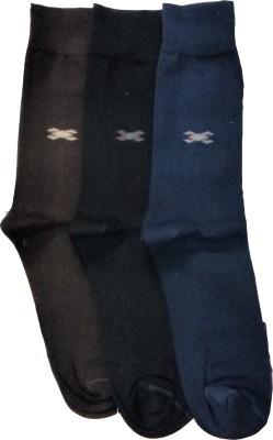 Zetta Men's Mid-calf Length Socks