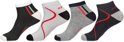 Gumber Men's Printed Ankle Length Socks