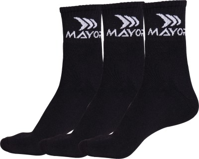 Mayor Men's Ankle Length Socks