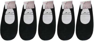 Stylehut Men's Solid No Show Socks
