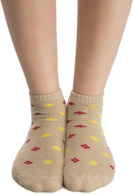 Clovia Women's Ankle Length Socks