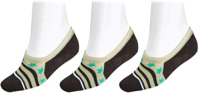 Green Zone Women's No Show Socks