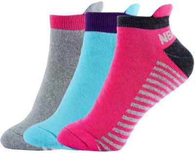 NBA Women's Printed Ankle Length Socks